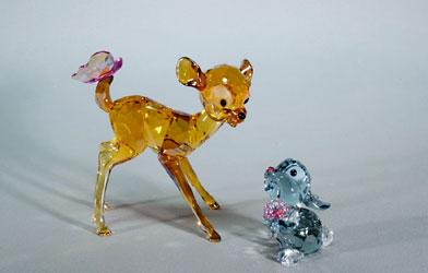 Bambi en zijn Vrienden - Gekleurd