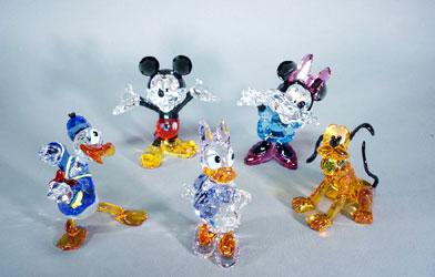 Mickey en Vrienden - Gekleurd