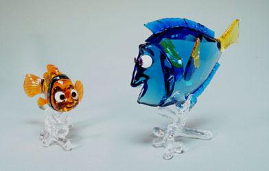 Finding Nemo en Dory