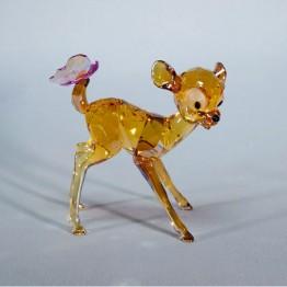 Swarovski Kristal | Disney | Bambi | Bambi - Gekleurde uitgave | 5004688