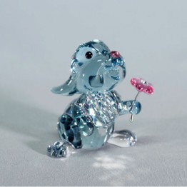Swarovski Kristal | Disney | Bambi - Stamper het Konijn - Gekleurde uitgave | 5004689