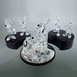 Swarovski Kristal | Disney | Showcase | Complete Set