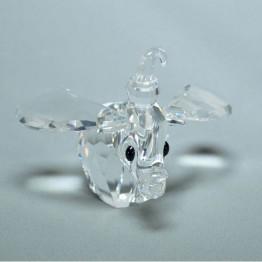 Swarovski Kristal | Disney | 90 Dombo - Zwarte Ogen | 7640/100/000