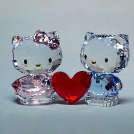 9221cd89b Swarovski Sanrio Hello Kitty Traveller 5279082