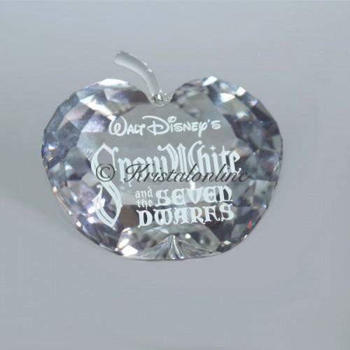 Swarovski Kristal | Disney | Sneeuwwitje - Titel Plaquette | 1016525