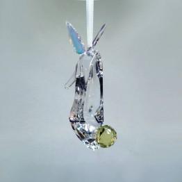 Swarovski Kristal | Disney | Tinkerbell Geïnspireerde Schoen - Ornament | 5384694
