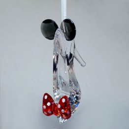 Swarovski Kristal | Disney | Minnie Geïnspireerde Schoen - Ornament | 5475568
