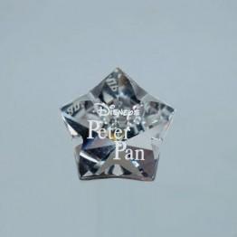 Swarovski Kristal | Disney | Peter Pan Titel Plaquette | 1036622