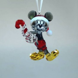 Swarovski Kristal | Disney | Mickey Mouse - Kerst Ornament | 5412847