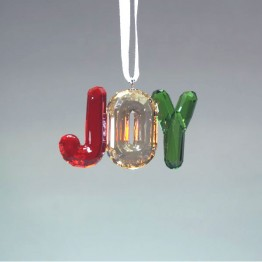 Kerst Ornament - JOY