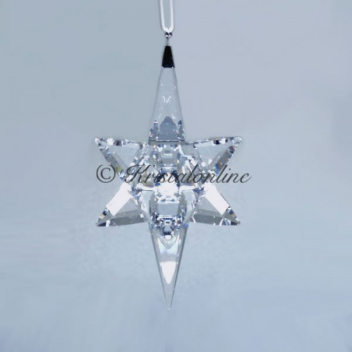 c14be56ec Swarovski Crystal | Silver Crystal | Christmas | Christmas Ornament - 3D  Star - Large