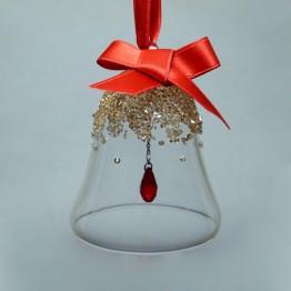 Swarovski Kristal | Kerst | Kerstbel Ornament - Klein - GS | 5464882