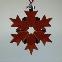 Swarovski Kristal | Kerst | Holiday Ornament - Jaarlijkse Editie 2018 | 5460487