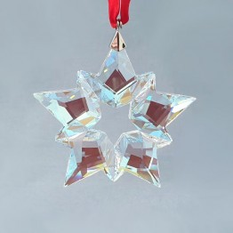 Swarovski Kristal | Kerst | 25th Anniversary - Christmas Holiday Ornament - by Mariah Carey | 5543287