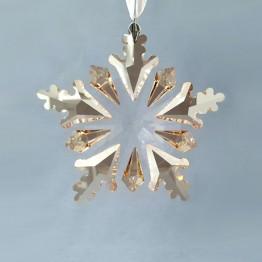 Kerst Ornament - Winter Sparkle