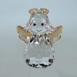 Swarovski Kristal | Silver Crystal | Kerst | Schommelende Engel | 5287215