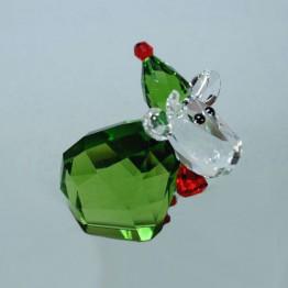 Swarovski Kristal | Silver Crystal | Kerst | Santa's Helper Mo | 5286208