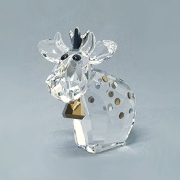 Swarovski Kristal | Lovlots | Verjaardag Prinses Mo - Middel - Gelimiteerde Editie 2020 | 5492746