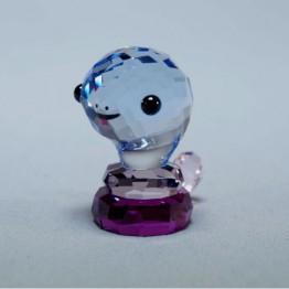 Swarovski Kristal | Silver Crystal | Lovlots | Zodiac - Beschermende Slang | 5302561