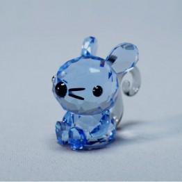 Swarovski Kristal | Silver Crystal | Lovlots | Zodiac - Charmante Rat | 5302558