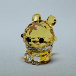Swarovski Kristal | Silver Crystal | Lovlots | Zodiac - Krachtige Tijger | 5302562