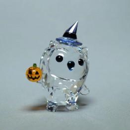 Swarovski Kristal | Silver Crystal | Hoot - Fijne Halloween - Jaarlijkse Editie 2019 | 5464862