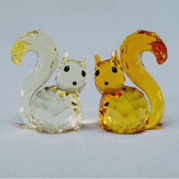 Swarovski Kristal | Silver Crystal | Lovlots | Verliefde Paren - Bert & Berta | 5282357