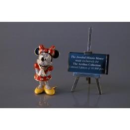 Minnie Mouse Klein, L.E. met Titel plaquette