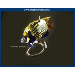 Swarovski Kristal | Crystal Paradise | Imperator Keizersvis - Jonquil 1072590