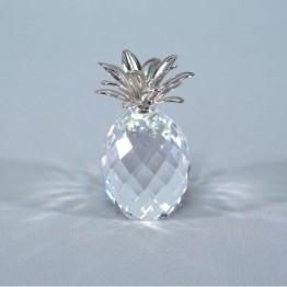 Ananas klein zilver