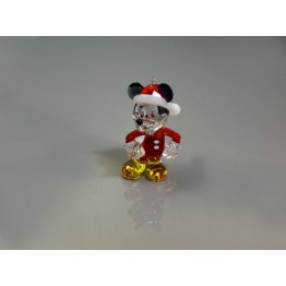 Swarovski Kristal | Disney | Mickey Mouse - Kerst Ornament | 5004690