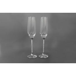 Champagne glazen - zonder omslag van doos