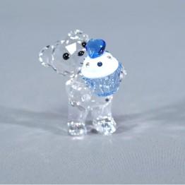 Kris Beer - Blauwe Cupcake