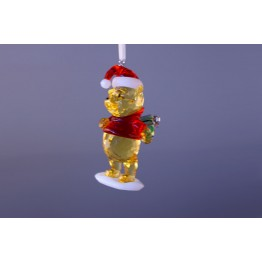 Swarovski Kristal | Disney | Winnie de Poeh - Kerst Ornament | 5030561