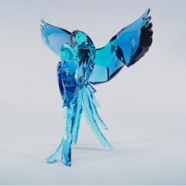 Swarovski Kristal | Crystal Paradise | Blauwe Papegaaien 5136775