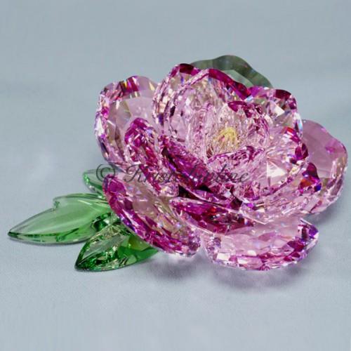 Swarovski Kristal | Crystal Paradise | Pioenroos 5136721