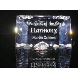 Titel Plaquette 2005 Harmony