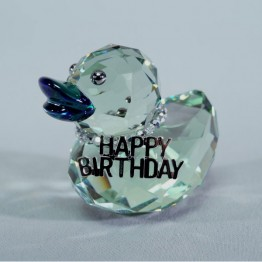 Happy Duck - Happy Birthday -zonder omslag van doos