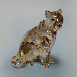 Swarovski Kristal |Jaarstukken | SCS - Jaarlijkse Editie 2019 - Amoerluipaard Sofia | 5428541